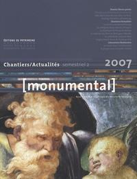 François Goven et Judith Kagan - Monumental Semestriel 2, Décemb : Les décors peints.