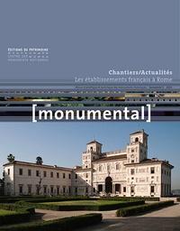 Philippe Bélaval - Monumental Semestriel 2, Décemb : Les établissements français à Rome.