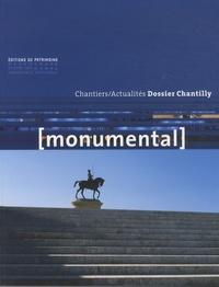 François Goven - Monumental Semestriel 2, décemb : Le domaine de Chantilly.