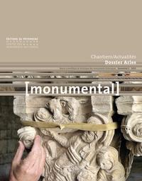 François Goven - Monumental Semestriel 2, Décemb : Dossier Arles.