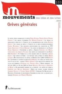 Jean-Paul Gaudillière - Mouvements N° 103, automne 2020 : Grèves générales.