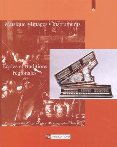Elisabeth Grall et Michel Robin - Musique, images, instruments N° 6 : Ecoles et traditions régionales - 1ère partie.