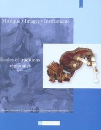 Florence Gétreau et  Collectif - Musique, images, instruments N° 7 : Ecoles et traditions régionales - 2e partie.