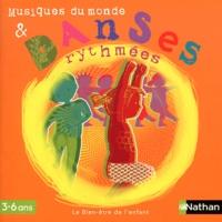 Gilles Diederichs - Musiques du monde & danses rythmées. 1 CD audio