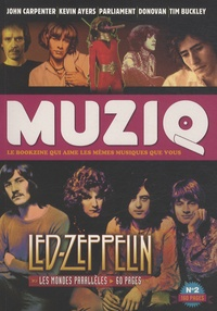 Frédéric Goaty et Christophe Geudin - Muziq N° 2 : Led Zeppelin.