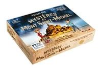 Valérie Cluzel - Mystères au Mont-Saint-Michel - Avec 1 livret, 40 cartes, 1 bande-son et 1 poster.