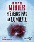 Bernard Minier - N'éteins pas la lumière. 2 CD audio MP3