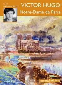 Victor Hugo - Notre-Dame de Paris. 2 CD audio MP3