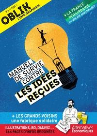 Laurent Jeanneau - Oblik N° 1/2018 : Manuel de survie contre les idées reçues.