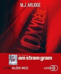 M. J. Arlidge - Oxygène. 1 CD audio MP3