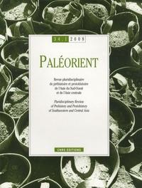 Dieter A. Binder et D. Rosenberg - Paléorient N° 34-1/2008 : .