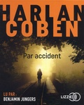 Harlan Coben - Par accident. 1 CD audio MP3