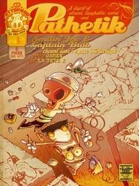 James et  La Tête X - Pathetik N° 1 : Smilin'Joe & Captain Bulb choient dans l'espace intericonique !.