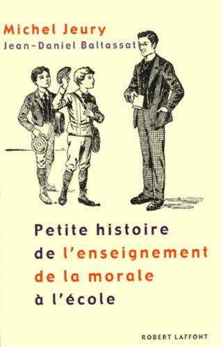 Petite histoire de l'enseignement de la morale à l'école