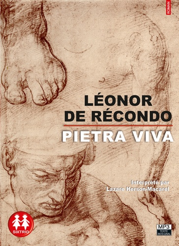 Léonor de Récondo - Pietra viva. 1 CD audio MP3