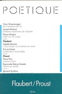 Seuil - Poétique N° 114 : Flaubert / Proust.