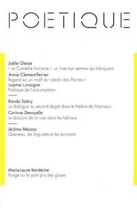 Seuil - Poétique N° 115 : .