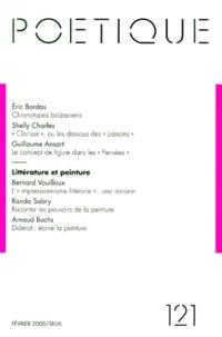 Seuil - Poétique N° 121 : Littérature et peinture.