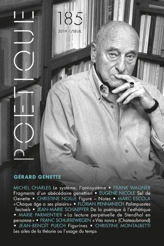Michel Charles - Poétique N° 185/2019-1 : Gérard Genette.