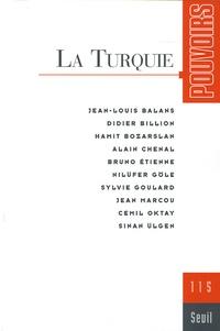 Jean Marcou et Hamit Bozarslan - Pouvoirs N° 115 : La Turquie.