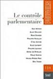 Jean Arthuis et Alain Delcamp - Pouvoirs N° 134 : Le contrôle parlementaire.