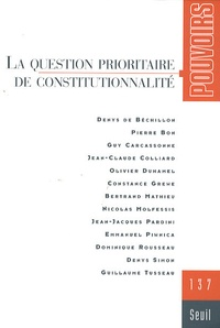 Pouvoirs N° 137.pdf