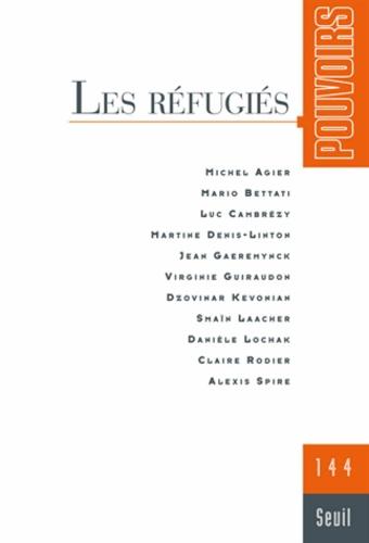 Olivier Duhamel et Marc Guillaume - Pouvoirs N° 144 : Les réfugiés.