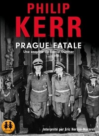 Philip Kerr - Prague fatale. 2 CD audio MP3