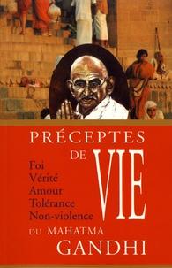 Henri Stern - Préceptes de vie du Mahatma Gandhi.