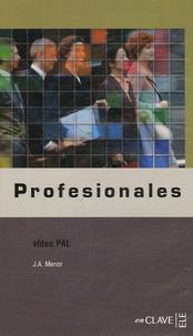 José Antonio Menor - Profesionales - K7 Vidéo Pal.