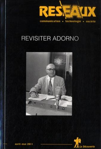 Olivier Voirol - Réseaux N° 166, Avril-mai 20 : Revisiter Adorno.