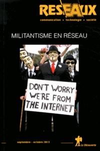 Geoffrey Pleyers - Réseaux N° 181, Septembre-oc : Militantisme en réseau.