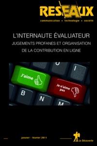 Dominique Pasquier - Réseaux N° 183, Janvier-févr : Evaluations profanes : le jugement en ligne.