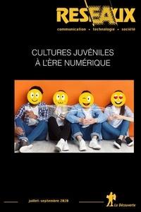 Dominique Pasquier - Réseaux N° 222, juillet-sept : Cultures juvéniles à l'ère numérique.