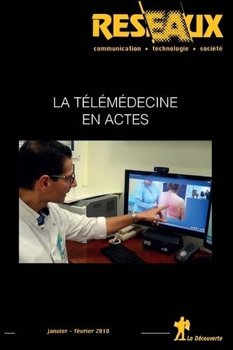 Réseaux N° 36, janvier-févri La télémédecine en actes
