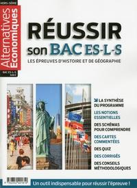 Catherine Barichnikoff et Hervé Lecoq - Réussir son bac ES-L-S - Les épreuves d'histoire et de géographie.