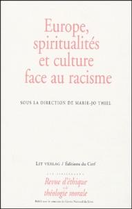 Marie-Jo Thiel - Revue d'éthique et de théologie morale N° 231 Hors-Série Se : Europe, spiritualités et culture face au racisme.