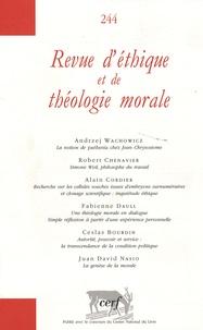 Revue déthique et de théologie morale N° 244.pdf