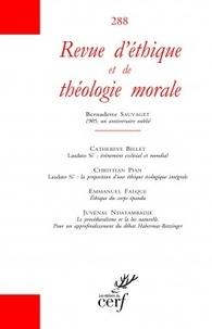 Revue déthique et de théologie morale N° 288.pdf