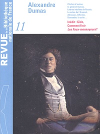 Bibliothèque Nationale France - Revue de la Bibliothèque nationale de France N° 11/2002 : Alexandre Dumas.