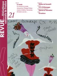 Mauricette Berne et Odile Faliu - Revue de la Bibliothèque nationale de France N° 21/2005 : La mode.