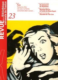 Jean-François Foucaud et Jean-Marc Terrasse - Revue de la Bibliothèque nationale de France N° 23/2006 : Polar.