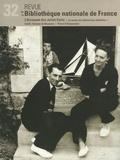 Michèle Sacquin et Georges Vigarello - Revue de la Bibliothèque nationale de France N° 32/2009 : L'Arcouest des Joliot-Curie.
