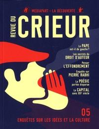 Revue du crieur N° 5, Octobre 2016.pdf
