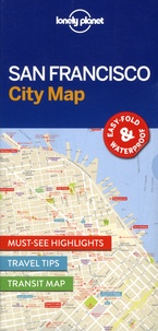 Lonely Planet - San Francisco.