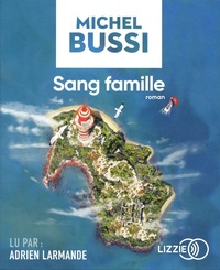 Michel Bussi - Sang famille. 2 CD audio MP3