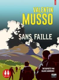 Valentin Musso - Sans faille. 1 CD audio MP3