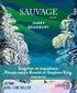 Jamey Bradbury - Sauvage. 1 CD audio MP3