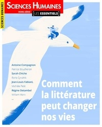 Héloïse Lhérété - Sciences Humaines Hors-série Les essen : Comment la littérature peut changer nos vies.