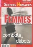 Martine Fournier et Michelle Perrot - Sciences Humaines Hors-série spécial N : Femmes.